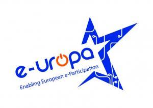 E-uropa_logo projektu