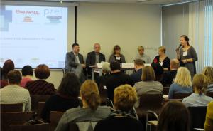 zdjęcie ekspertów uczestniczących w seminarium PREF