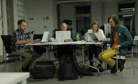 zdjęcie z hackatonu Sektora 3.0 w krakowie (2016 rok)