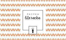 paczka literacka - logo akcji