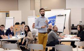 Fundusz Sektor 3.0 - inkubacka w Google Campus Warsaw